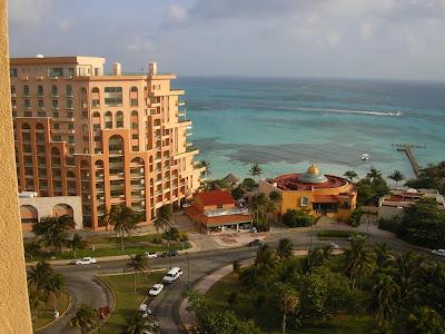 Cazare Mexic: hotel Hyatt Cancun panorama