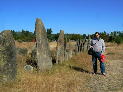 Obiective turistice Etiopia: stelae