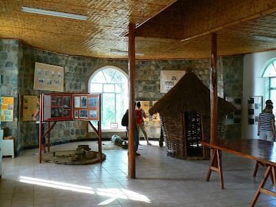 Obiective turistice Etiopia: Muzeul Vaii Omo Jinka