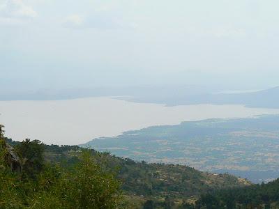 Obiective turistice Etiopia: lacul Chamo