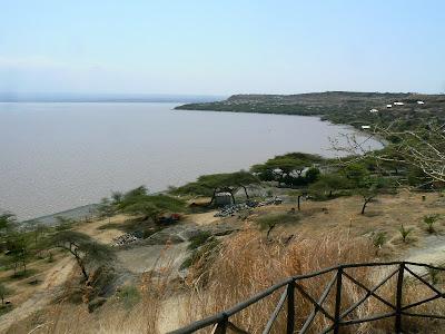 Imagini Etiopia: lacul Langano