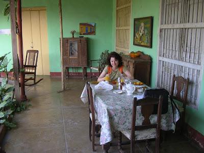 Cazare Cuba: casa particular Trinidad