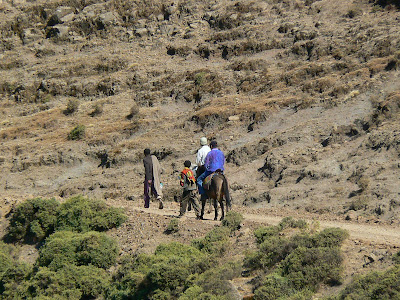 Obiective turistice Etiopia: Muntii Simien