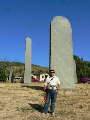 Imagini Etiopia: stelae Aksum