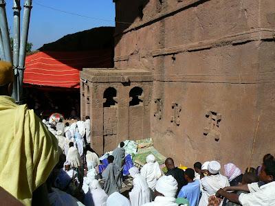 Obiective turistice Etiopia: Bet Maryam Lalibela