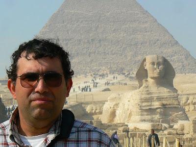 Imagini Egipt: Sfinx Cairo
