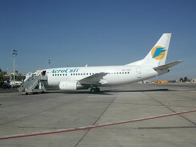 Aerosvit spre Delhi si Beijing
