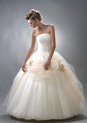 Yellow wedding dress beautiful ball dresses with flowers wedding