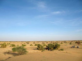 Sahara The Largest Of All Deserts - All deserts