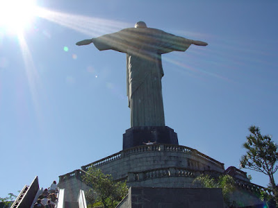 Statue of Christ the Redeemer Seen On www.coolpicturegallery.us