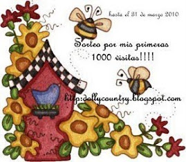 Dolly festeja sus 1000 visitas !!!
