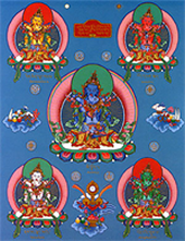 anatman the five skandas and emptiness From time time to time, nichiren buddhists quarrel over the correct way to display the gohonzon that is a topic i intend to address in the near future at gongyo on line.