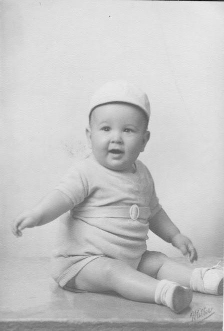 Douglas Keen Dysart (your grandpa)