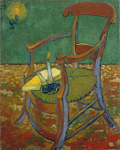 (Gauguin's Chair) Vincent Van Gogh, 1888
