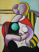 (Woman Reading) Pablo Picasso, 1932