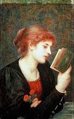 (Love Sonnets) Marie Spartali Stillman, 1894