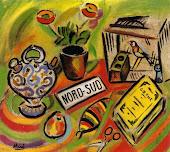 (nord sud) Joan Miró - 1917