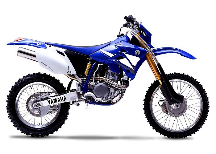yamaha wr 450: