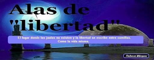 "Alas de ""libertad"""