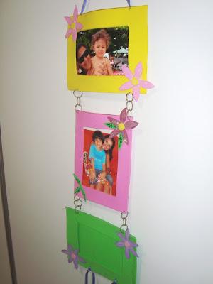 PORTA RETRATOS PARA O DIA DAS MÃES para crianças