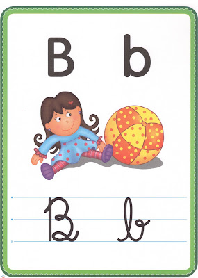 ALFABETO+LETRA+B A PEDIDOS: + UM ALFABETO ILUSTRADO! para crianças