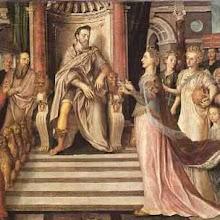 O Rei Salomão e a Rainha de Sabah