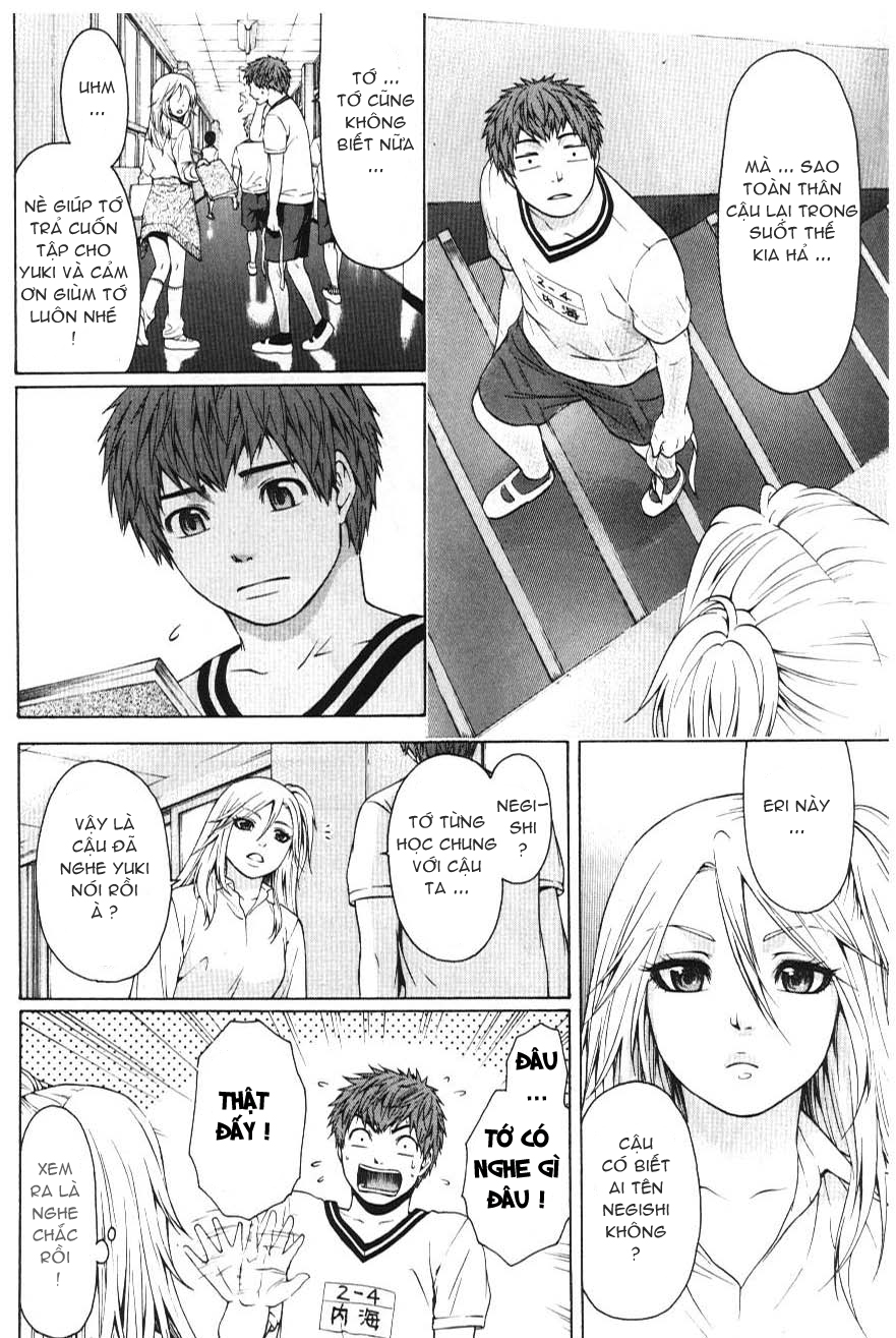 Good Ending Chap 20 - truyen Good Ending online
