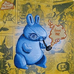 Love Me Bunny