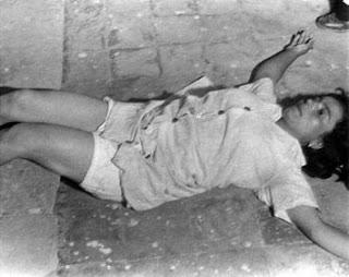 Le Invasate, Galatina 1954