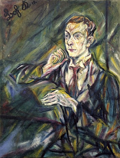Portrait of Otto Kallir at the Age of Twenty-Five