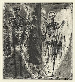 Christopher Le Brun: Fifty Etchings 2005