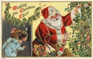 American History Through Christmas Cards
