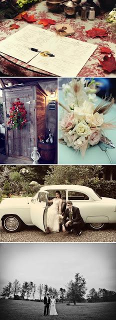 Semplicemente Perfetto Wedding Matrimonio Vintage