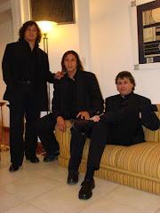 Walter,Hugo Hoyos y Fabian