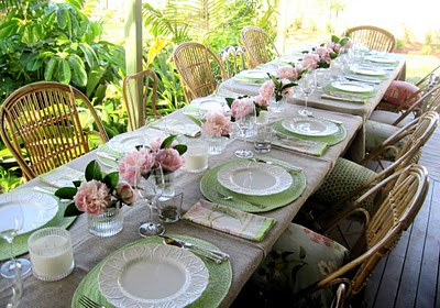 Especiales somos tus camareros - Mesas decoradas para comunion ...