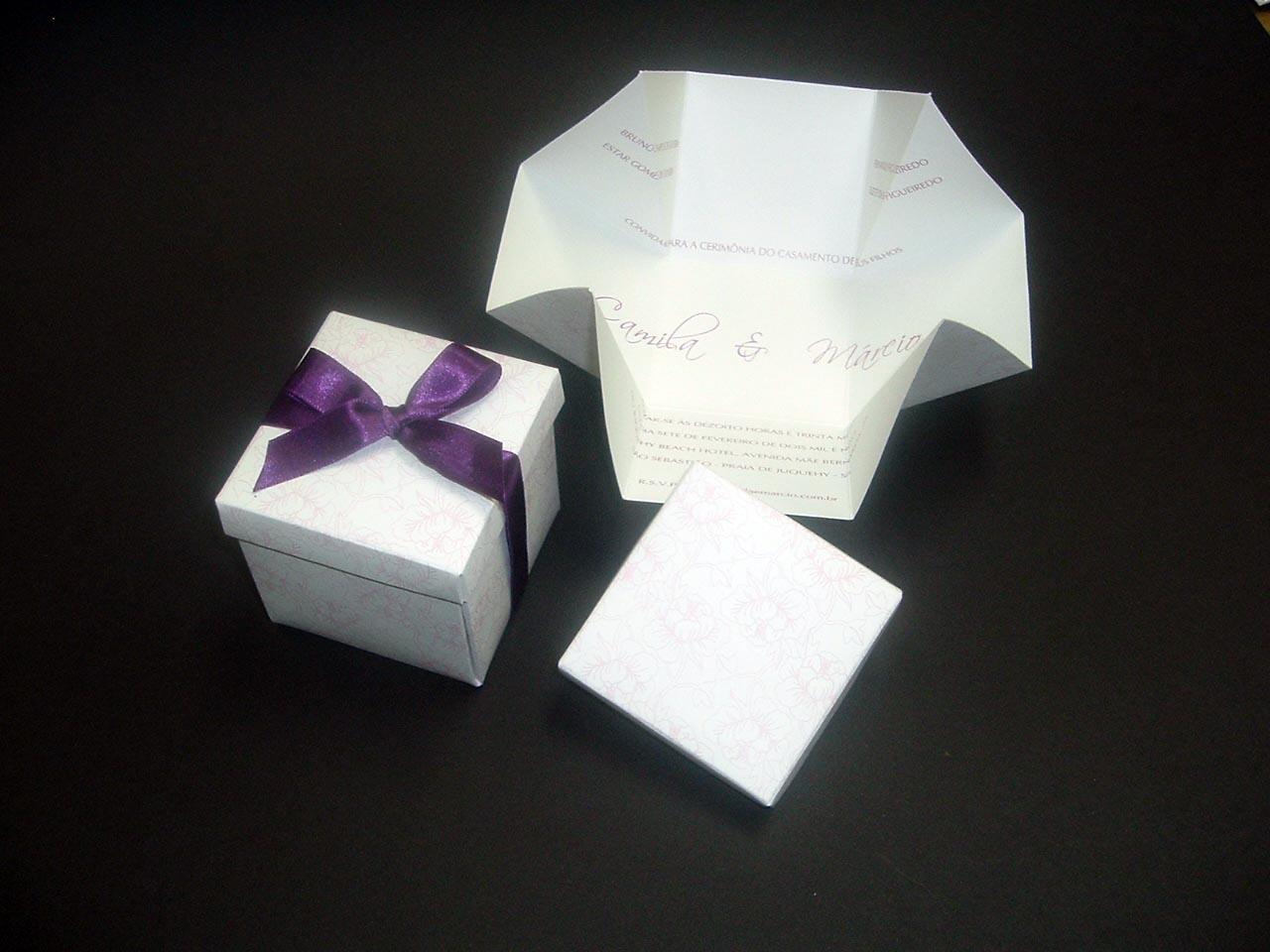 do meu jeito tutorial convite box origami