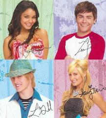 Las firmas de High School Musical