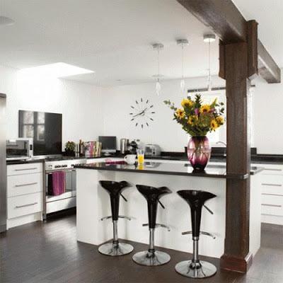 modern beige apartment design ideas lots bright mini - kitchen ideas