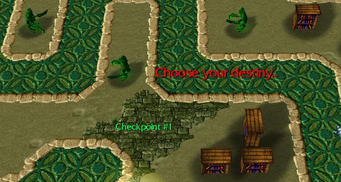 Maze of porn warcraft 3