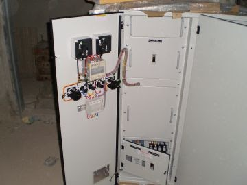Electrical Installation Wiring Pictures: Switchboard earthing pictures
