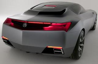 Acura  Concept on Novo Acura Nsx Concept Da Honda   Carros Tunados E Som Automotivo