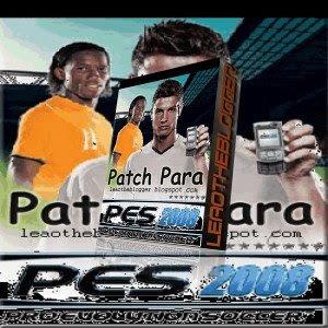 Pro evolution soccer 2008 patch