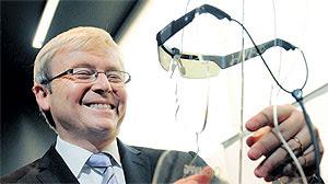 Australia perkenal mata bionik