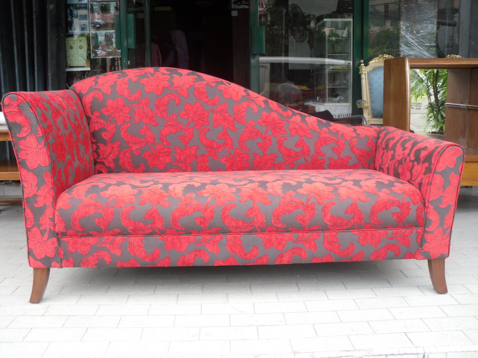 how to fix attached couch cushions