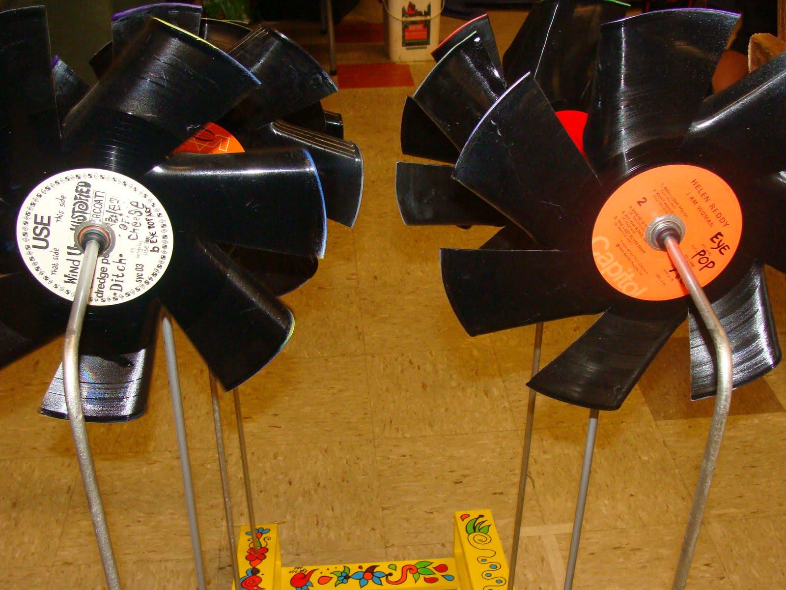 Eye Pop Art: Pinwheels at the Garden Fair & in the UncommonGoods Catalog