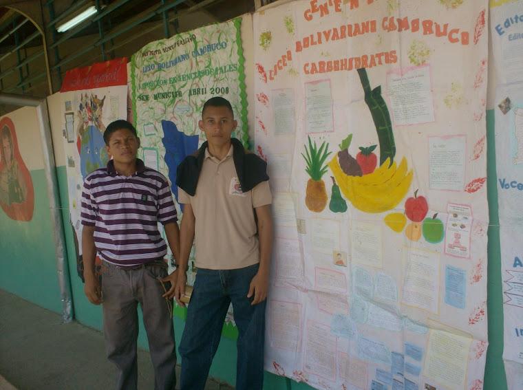 Estdiantes del L.B.Camoruco