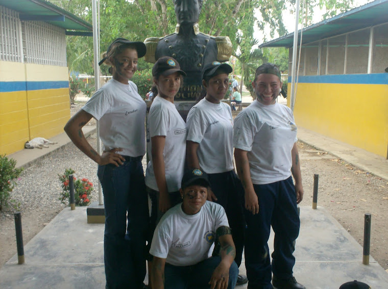 Miembros del Equipo Femenino