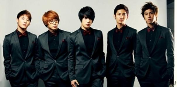Algunos grupos del kpop!! TVXQ