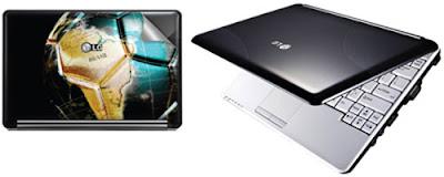 Netbook LG X130 Champion