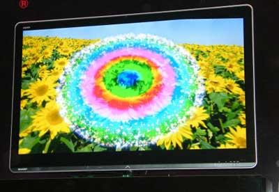 TV Quadricromática ou 'quad pixel'